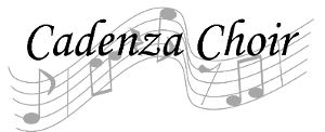 Cadenza Choir logo